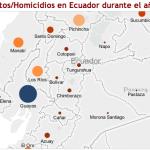 INTERACTIVO: En Ecuador, la mayoría mata por «venganza»