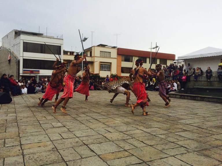La agenda de la Fiesta de las Flores y las Frutas 2015 arrancó el pasado noviembre en Ambato.
