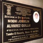 Fiscalía mexicana reveló el calvario de Nohemí