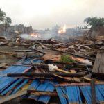 Cooperativa Mélida Toral: zona de 'guerra'
