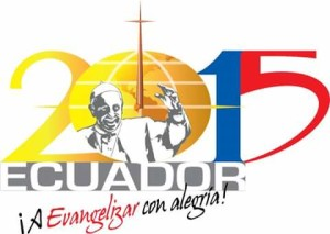 LOGO oficial de la Iglesia para la visita del Papa