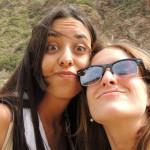 Marina y María José buscaban amabilidad en Montañita