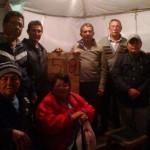 La huelga de los invisibles de Quito