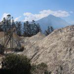 La cementera que dividió a la comunidad indígena de Perugachi