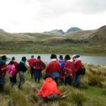 Tungurahua y las iniciativas indígenas para la conservación del páramo