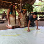 Mapas waoranis para salvar la selva