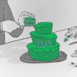 Arroz verde en la Salud: el reparto de los hospitales